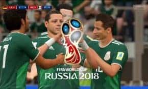 #1 MEXICO FIFA 18 WORLD CUP GROUP STAGE GAME PLAY FEAT LOZANO CHICHARITO! FIFA 18 World Cup Mode