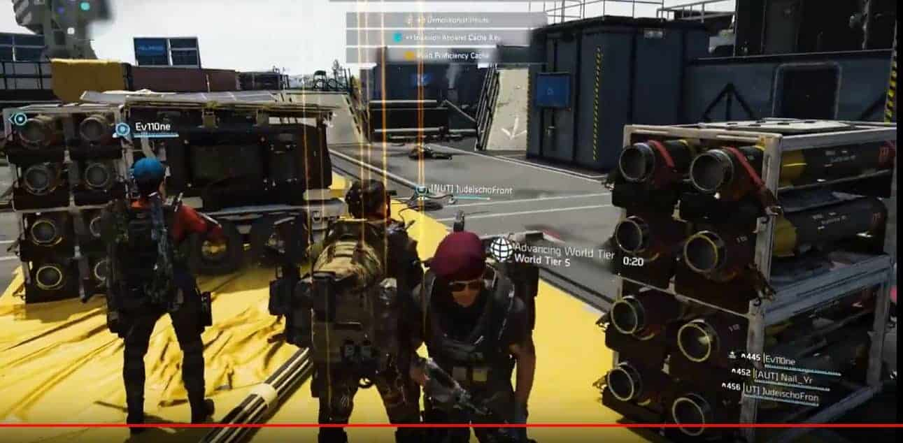 #29 Tidal Basin - Stronghold Gameplay Tom Clancys The Division 2