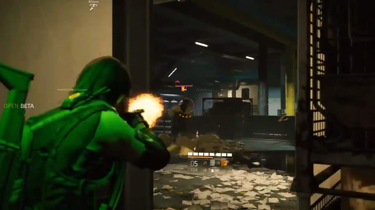 #30 Underground Faction and Chainsaw Boss - Sewer Gameplay Tom Clancys The Division 2