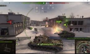 #54 WOT USA T29 Heavy Tank - Daily Game Moments