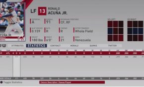 #2 Ronald Acuña Jr. MLB Career Simulation MLB the Show 19 - Daily Game Moments.