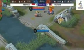 #27 INDONESIA VS MALAYSIA GAME 1 FINAL UPPER BRACKET SEA GAMES 2019 ~ MOBILE LEGENDS- Daily Game.