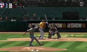 #9 MLB The Show 18 (PS4) - Rays vs Athletics Game 1 (Full Broadcast Presentation) - Daily Game