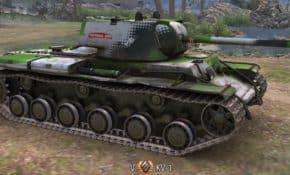 Russia KV-1 Level V